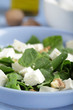 Spinach and feta salad