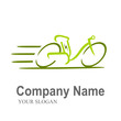 electric bike logo 2 (white bkgnd)