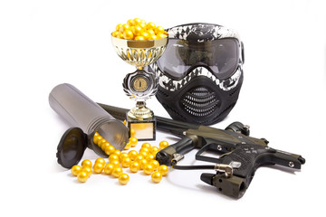 Paintball Tournament Cup