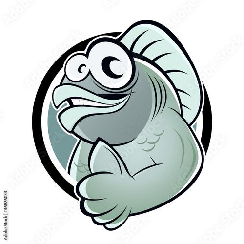 fisch cartoon