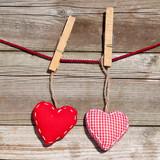 Fototapety Zwei Herzen