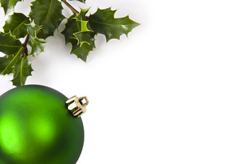 postal y fondos de navidad