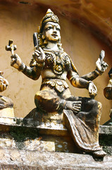 Hindi Statue2