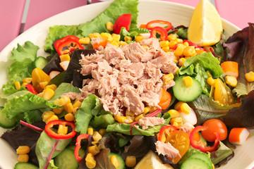 Entrée salade