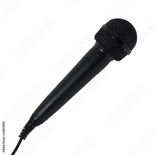 Audio Microphone at an Angle