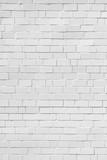 Fototapety weiße ziegelstein wand vertikal