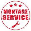 Montage Service - Stempel