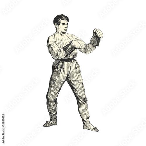 Le boxeur - 36860638