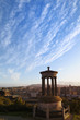 Carlton Hill and the city of Edinburgh