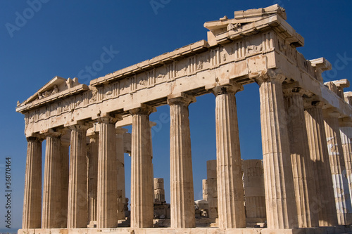 Parthenon temple