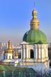 Church of Holy Cross in Kiev Pechersk Lavra Orthodox monastery