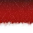 Hintergrund, weihnachtlich, Schneeflocken, Kristalle