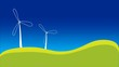 Grüne Energie Green Eco Energy Power renewable concept