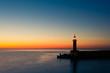 phare crépuscule
