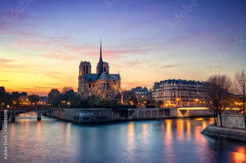 Notre Dame de Paris, Francja