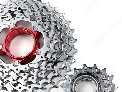Chainrings set