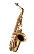 Saxophone Jazz instrument isolated - 36894644