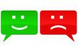émotions : heureux - malheureux