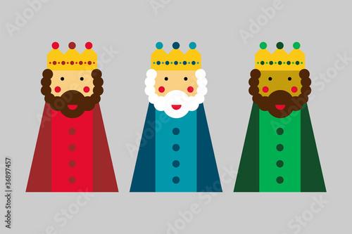 los Reyes Magos - 36897457