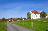 Pilgrimage Church of Wies poster