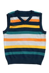 Children's wear - sleeveless pullover