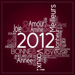 Carte de vœux 2012