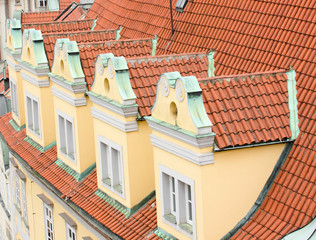 Roofing  and gutter details
