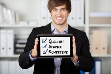 qualität,service,kompetenz