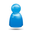 Icono 3D usuario