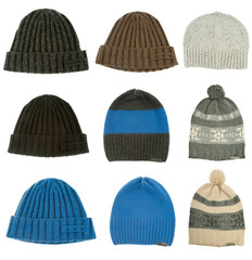 warm woman winter hats