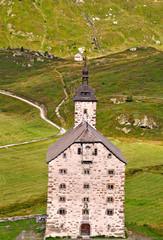 Passo dello Spluga, Svizzera