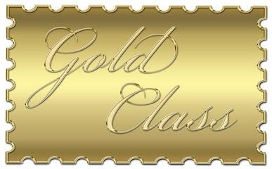 Sello Gold Class