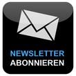 Web Button Schwarz - Newsletter abonnieren