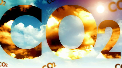 Carbon dioxide cloud timelapse 3