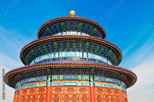 Temple of Heaven in Beijin