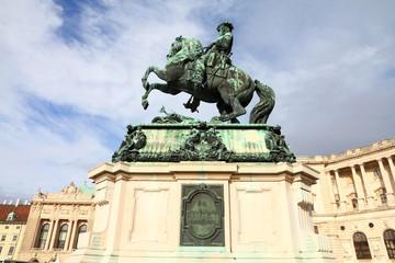 Prince Eugene of Savoy in Vienna