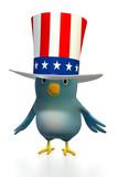 Bluebird - Uncle Sam poster