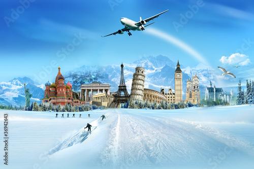 Reise - Wintersaison