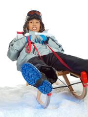 kids winter fun