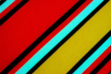 Tessuto colorato