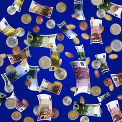 Geldserie: Geldregen