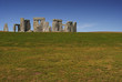 Stonehenge with clear blue sky