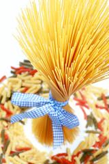Italienische Küche - Spaghetti und Nudeln