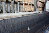 Tunnel concrete reinforcement