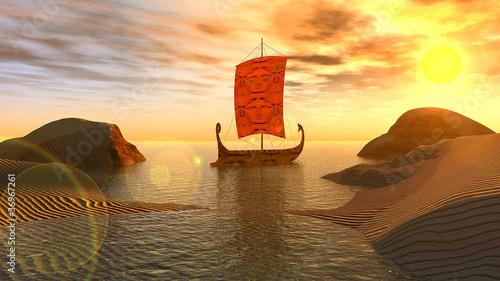 Foto op Plexiglas Draken 3D_Birem