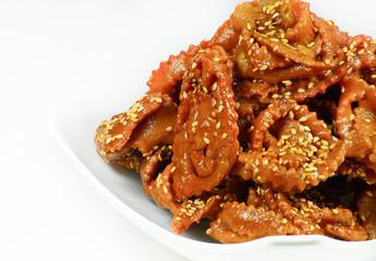 Moroccan Ramadan cookies