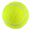 canvas print picture - tennisball