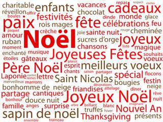 Święta Bożego Narodzenia #1 - Mapa myśli - Francuski przy kawie