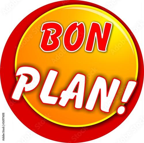 BOUTON BON PLAN
