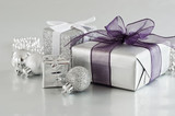 Christmas Gifts in Silver